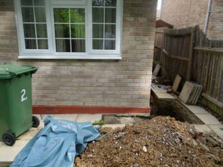 Subsidence Repair In Surrey