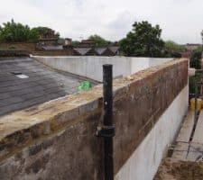 Parapet Wall Repairs Newman Building Solutions