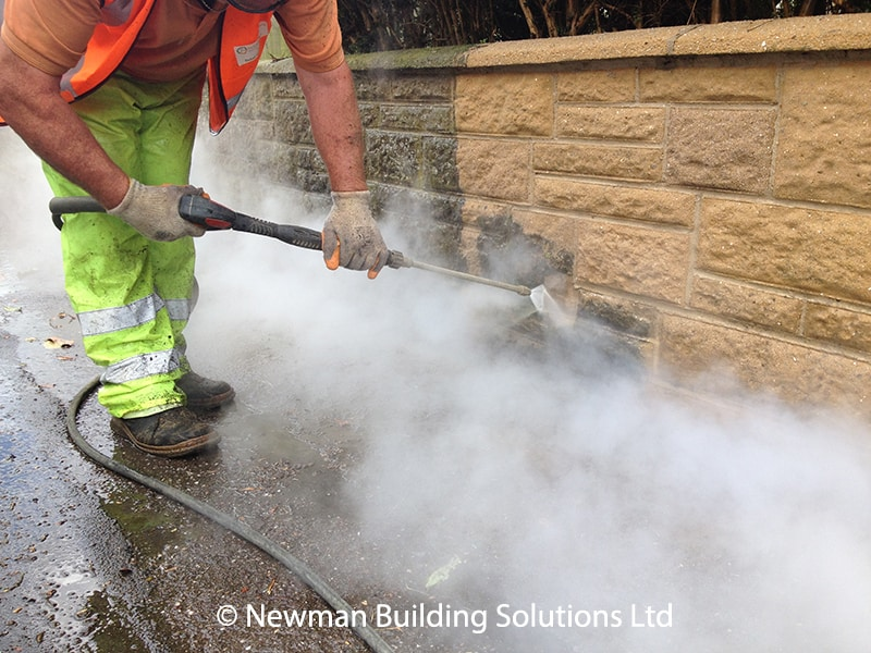 Brick Cleaning Stone Cleaning Amp More Newman Building