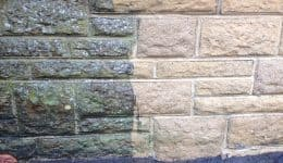 hamstone-wall-before-and-after-cleaning