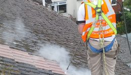 doff-cleaning-roof-tiles