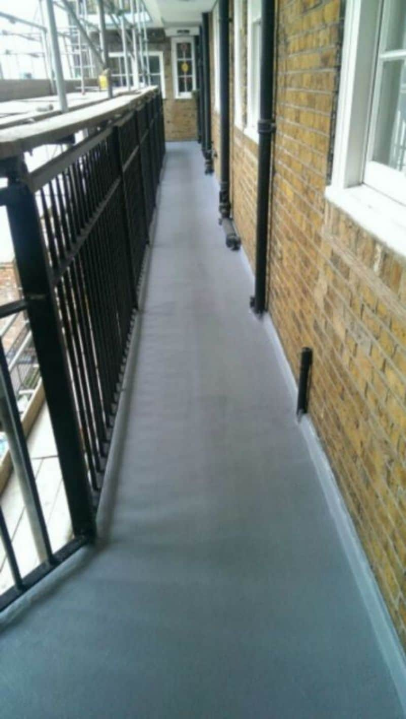 Building and structural repairs newman building solutions for Balcony repairs