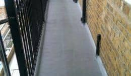Walkway Repair at Old Fire Station Hammersmith 2