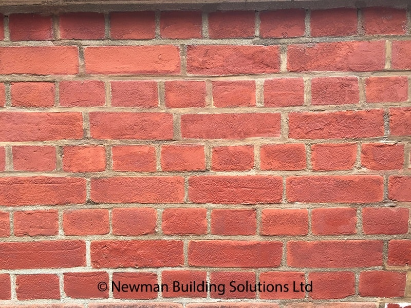 Brick Restoration Newman Building Solutions