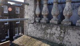 balustrade-requiring-removal
