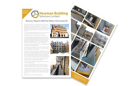 Case Study - Old Fire Station Hammersmith