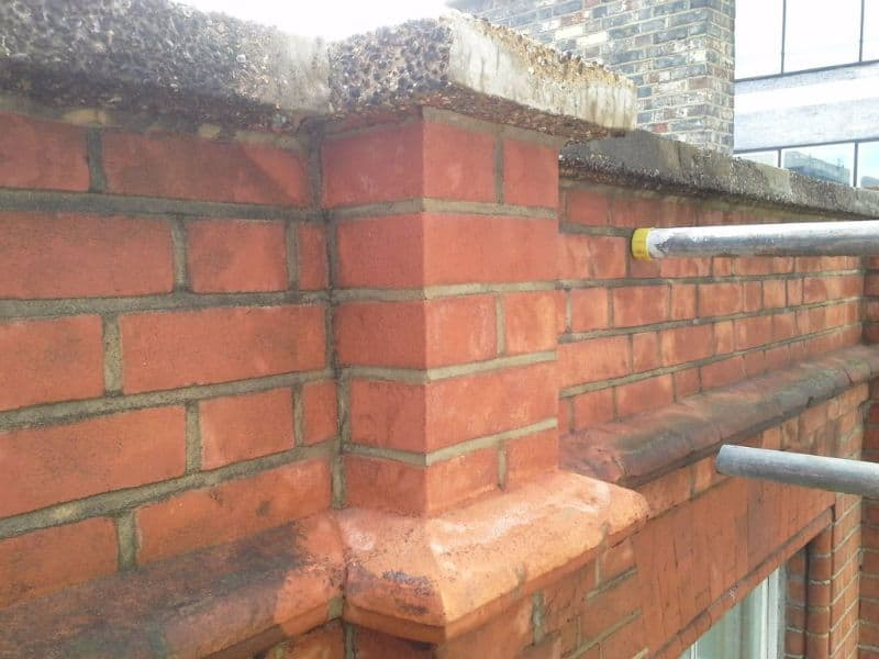 Brick And Stone Cleaning Newman Building Solutions
