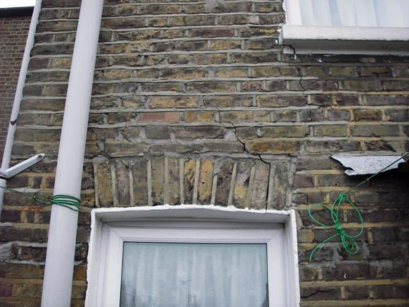 Lintel Repair Newman Building Solutions
