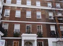 Lintel Failure Reinforced London
