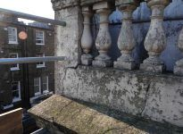 Lintel Repair- South Repair