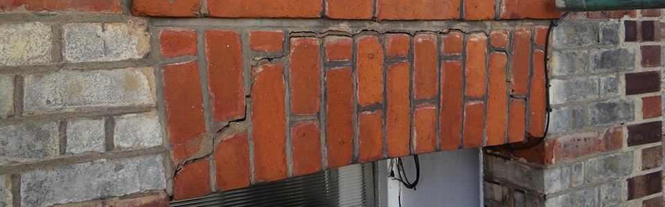 Lintel repair header image