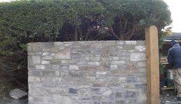 new-stone-wall-and-gate-pillar