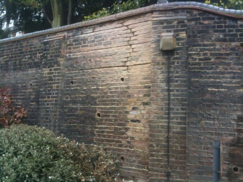 Boundary and Retaining Wall Repairs - Newman Building Solutions