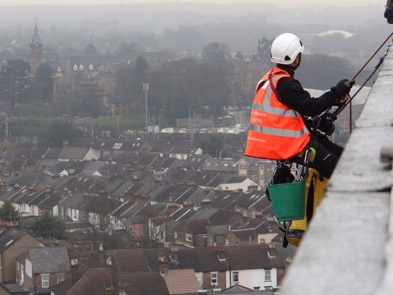 access surveys rope access surveys and repairs newman building solutions 8788