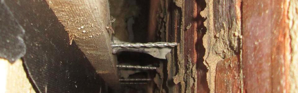 Wall Tie Replacement Header image