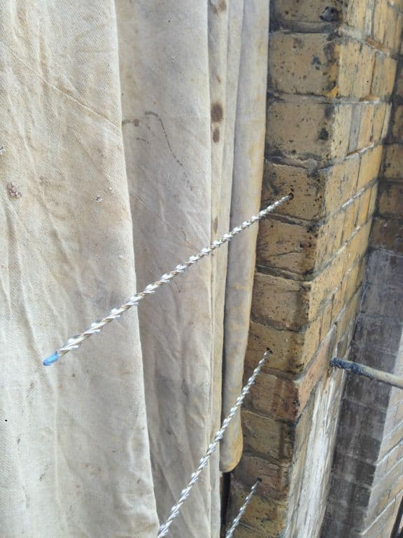 Wall Ties In Wall Newman Building Solutions