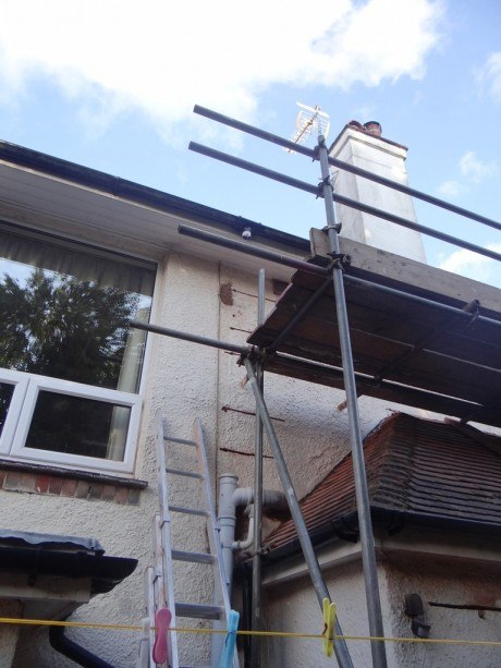 Structural Repairs, Exmouth