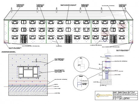 Typical Structural Repair Specification by Newman's